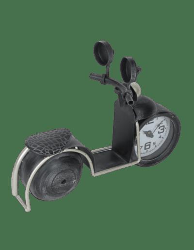 tafelklok scooter